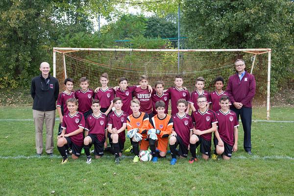Bantam Soccer Division 2