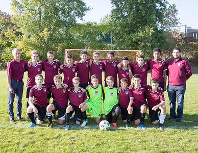 Bantam Soccer Division 1
