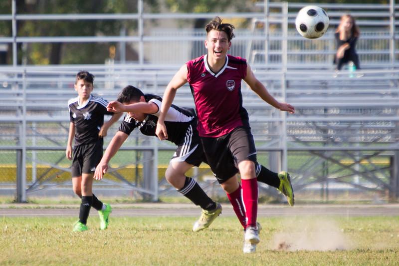 Juvenile Soccer Folder