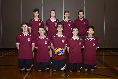 2017-10-19 Midget VB Team 1-5551-2