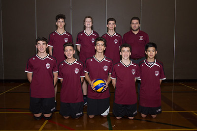 2017-10-19 Midget VB Team 1-5551
