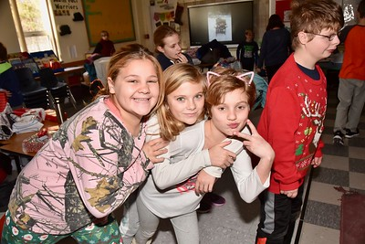 Some Fifth Grade Sillies photos by Gary Baker