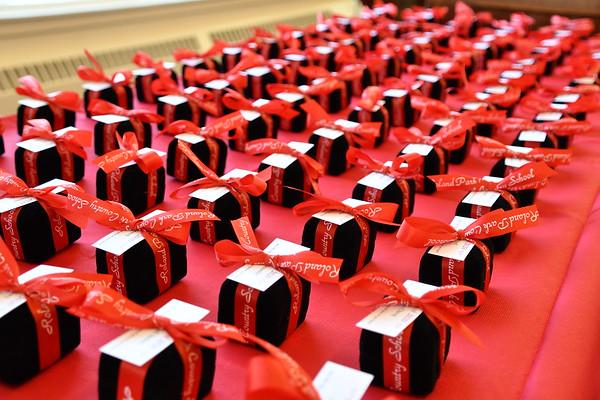 Sophomore Ring Ceremony