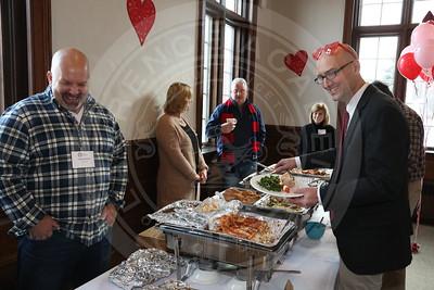 Faculty & Staff Appreciation Lunch