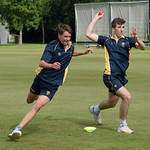 Cricket 1st XI squad practice, June 12 2018