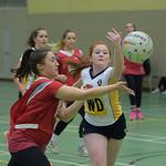 Netball 1st and U16A v Lingfield, February 5 2018