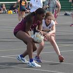 Netball U18 and U16 Surrey finals, March 14 2018
