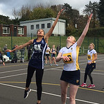 Netball U18/U16 National Schools Tournament - County Round, November 12 2017