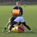 Rugby Sevens Training, February 1 2018