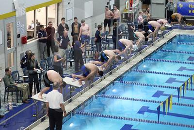 Varsity Swimming 12/7 @ Haslett
