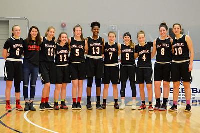 Sr. Girls Basketball