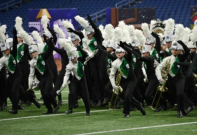 UIL; Marching Band; State; Alamodome; Music; Fine Arts; Cedar Park High School; CPHS