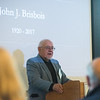John Brisbois Memorial Reception