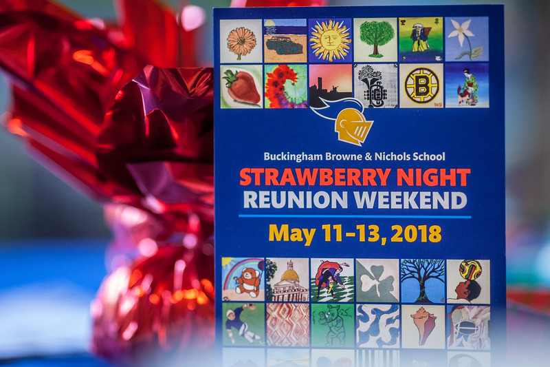 BB&N Strawberry Night 2018