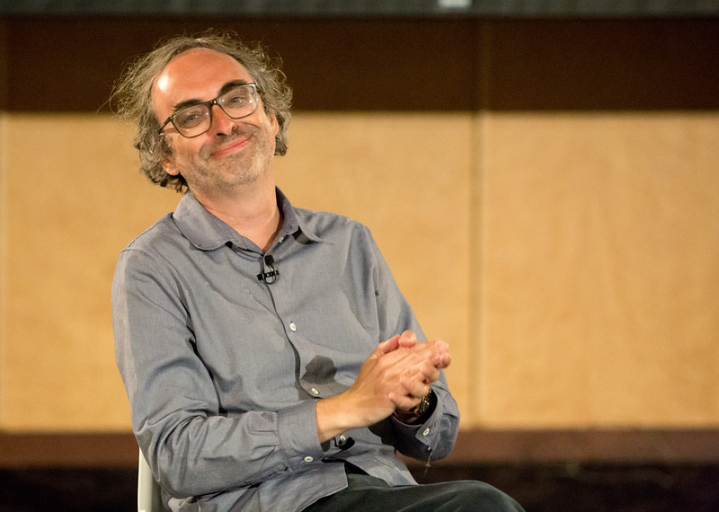2018 Stroum Lecture with Gary Shteyngart in conversation with Sasha Senderovich. University of Washington