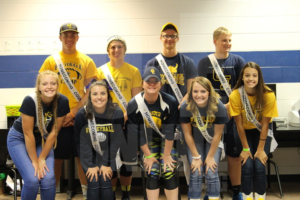 Blue and Gold Day Photo by Haley Johnson
