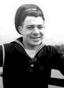 Nunzio Cernero, U.S. Navy, grandfather to Daniel Cernero