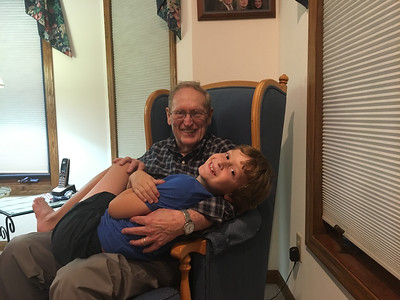 """Murray James, U.S. Air Force, father to Jenny Orthy, who says: """"Thanks for being my hero, Dad!"""""""