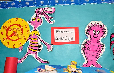 Welcome To Seuss City photos by Gary Baker