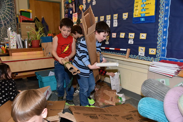 We're Going To Build Seuss City photos by Gary Baker