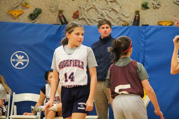 6th Girls Basketball