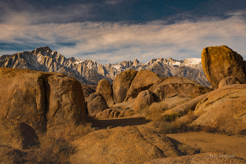 And now for Day Two: the Alabama Hills