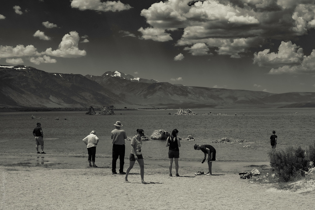 Mono Lake, Day, July 13, 2017