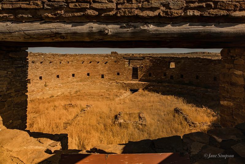 Casa Rinconada's Great Kiva served several communities
