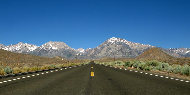 Rolling Into Sierra in June