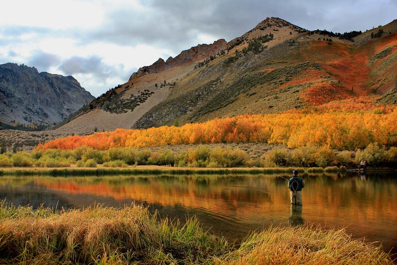North Lake, The Classic Shot (Mac OS High Sierra!)