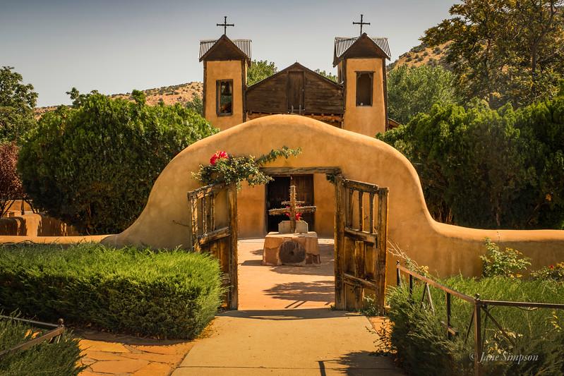 Chimayo, the Sanctuary, NM