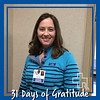 """I am so grateful to raise my family in such a wonderful area of Central/Southern Vermont. I am so grateful for such a great place to work, but also grateful for the care I had when having both my kids here in this hospital."" – Kelly Gaiotti, Physical Therapy"
