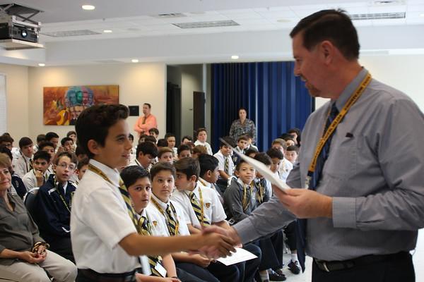 2017 6th Grade Assembly