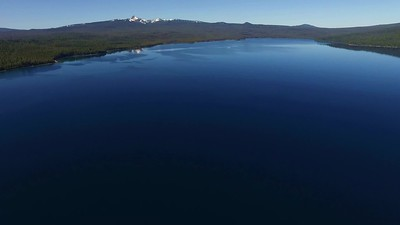 Final look at Crescent Lake