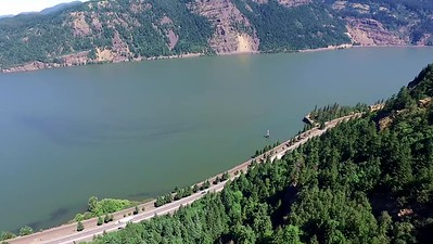 4-Columbia River off Starvation Falls