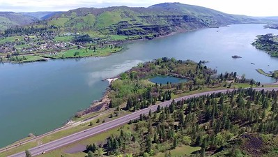 A1-View from above Rowena Crest
