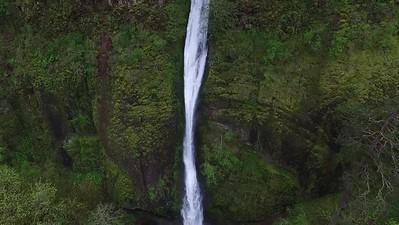1-Horsetail Falls