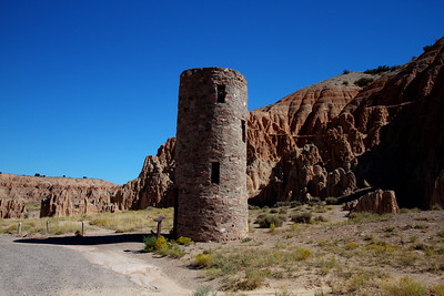 6-C  C  C  Water Tower at Cathedral Gorge