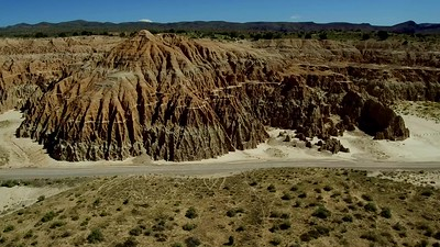1-Surveying Cathedral Gorge