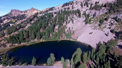 1 Lake Helen-Lassen Peak and Emerald Lake 2