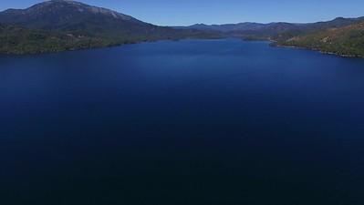A weekday--no boats on the big lake