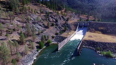 Trinity Dam 1