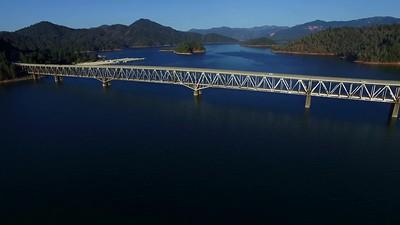 I-5 bridge over Lake Shasta