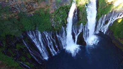 3-Enjoying McArthur-Burney Falls