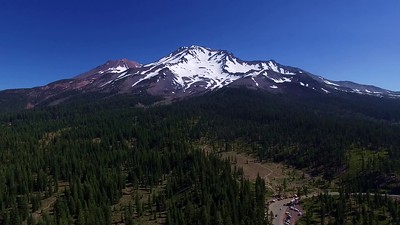 3-Returning from Mount Shasta