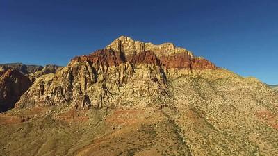 5 From North Peak around to Calico Rocks