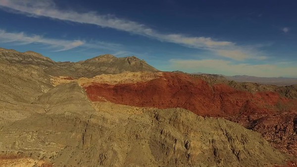 17 4,500 feet out at Calico 2