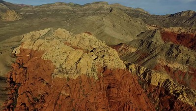 9 High view from near Calico 2  overlook
