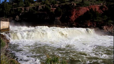 4B-Outflow at spillway-Guernsey Dam-white noise_01