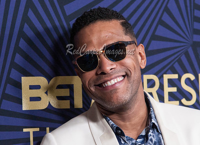 LOS ANGELES, CA - FEBRUARY 17: Celebrities, honorees, and guests arrvie to the ABFF honors presented by BET at The Beverly Hilton on Friday, February 17, 2017, in Beverly Hills, CA, USA. (Photo by Tony Lowe / RedCarpetImages)